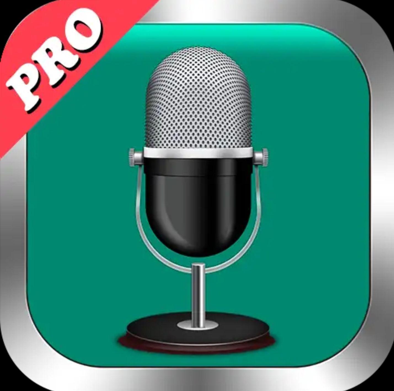 "Grabadora ""Voice Recorder Pro"""