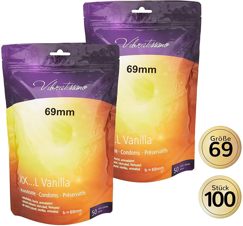 100 condones Amor Vibratissimo por 7,64€ (7,28€ compra recurrente)