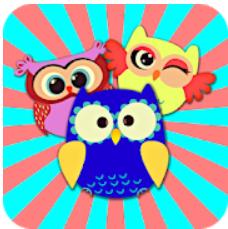 Juego Crazy Owls Puzzle