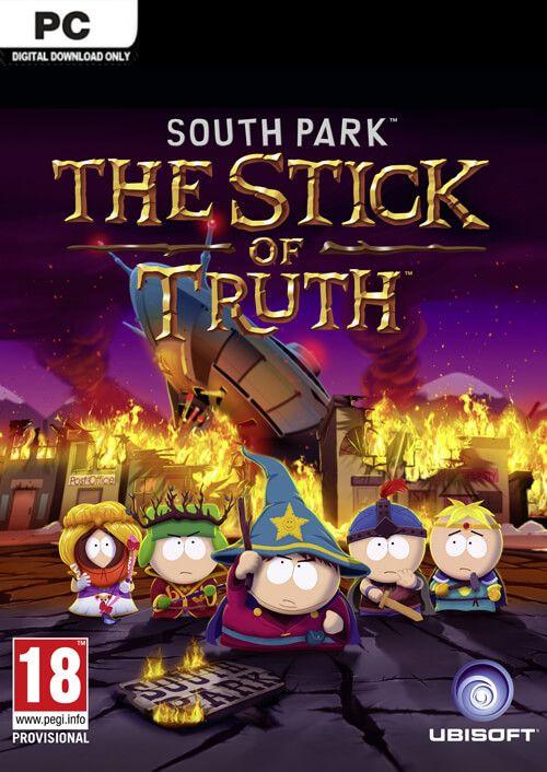 South Park The Stick of Truth para PC (uPlay) por solo 2,89€