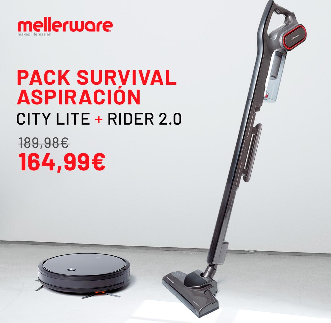 Pack aspiradoras 137,40