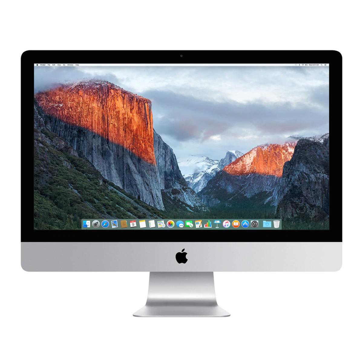 Apple iMac 27″ i5/8GB/1TB/R9 M390 (Reaco)