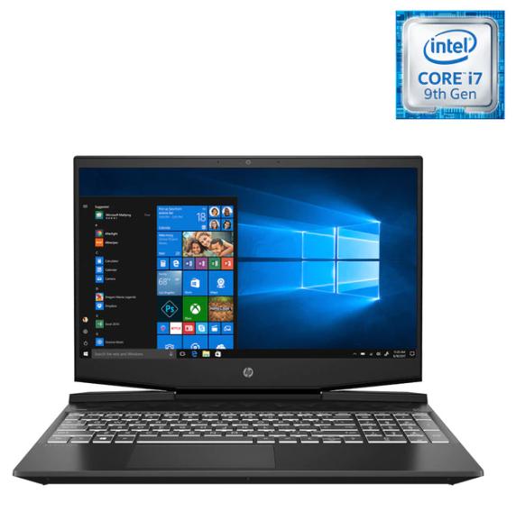 Portátil Gaming HP Pavilion 15-dk0003ns, i7, 8 GB, 512 GB SSD + 32 GB Optane, GTX 1650 4GB
