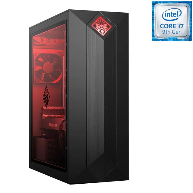 Sobremesa Gaming HP OMEN 875-0041ns, i7, 16 GB, 1 TB HDD + 512 GB SSD, GeForce GTX 1660 Ti 6GB