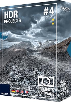 WINDOWS Y MAC: Herramienta fotográfica HDR Projects 4 Professional (GRATIS)
