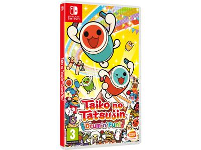 Taiko no Tatsujin: Drum'n'Fun! (Solo Juego)