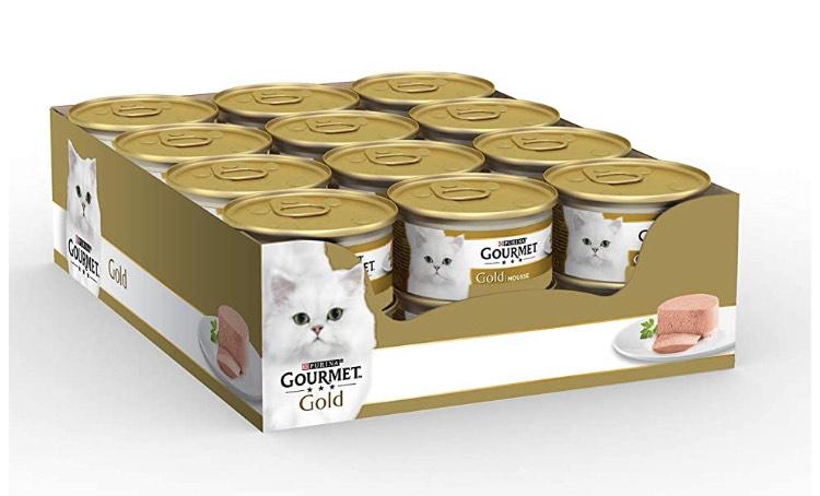 Purina Gourmet comida para gatos premium x24 unidades (LEER DESCRIPCIÓN)