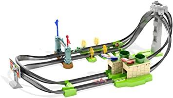 Juguete Hot Wheels Mario Kart Pista de coches de juguete para niños