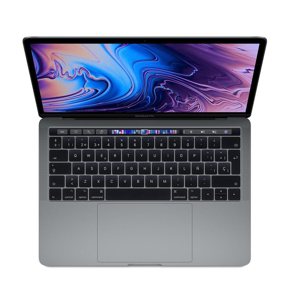 "Apple MacBook Pro 13"" Touch Bar Core i5 1,4Ghz | 8GB RAM | 128GB SSD | Gris Espacial | Certificado por Apple"