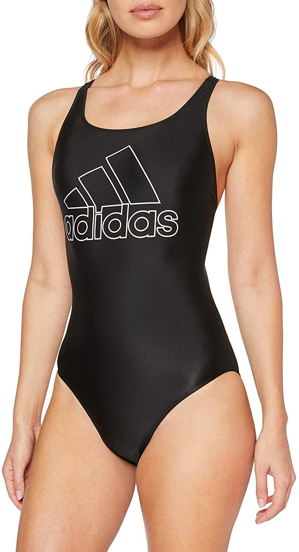 adidas Fit Suit Bos Traje de Baño, Mujer talla 40.
