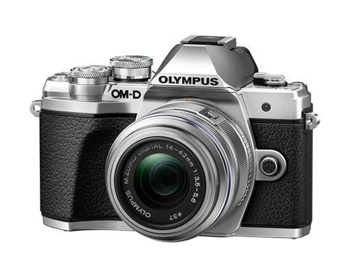 Olympus E‑M10 +14 - 42 mm solo 399€