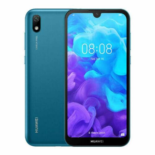 HUAWEI Y5 2019 16GB + 2GB RAM TELEFONO MOVIL LIBRE SMARTPHONE AZUL 4G AMN-LX9