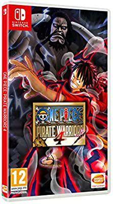 One Piece Pirate Warriors 4 Switch