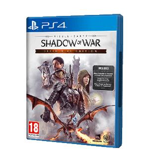 Sombras de Guerra GOTY - PS4