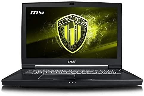 MSI i7-8700, 32 GB RAM, 512GB SDD + 1TB HDD, Nvidia Quadro P5200-16GB , Windows 10 Pro