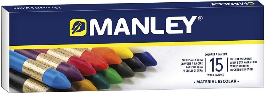 Ceras Manley, 15 unidades