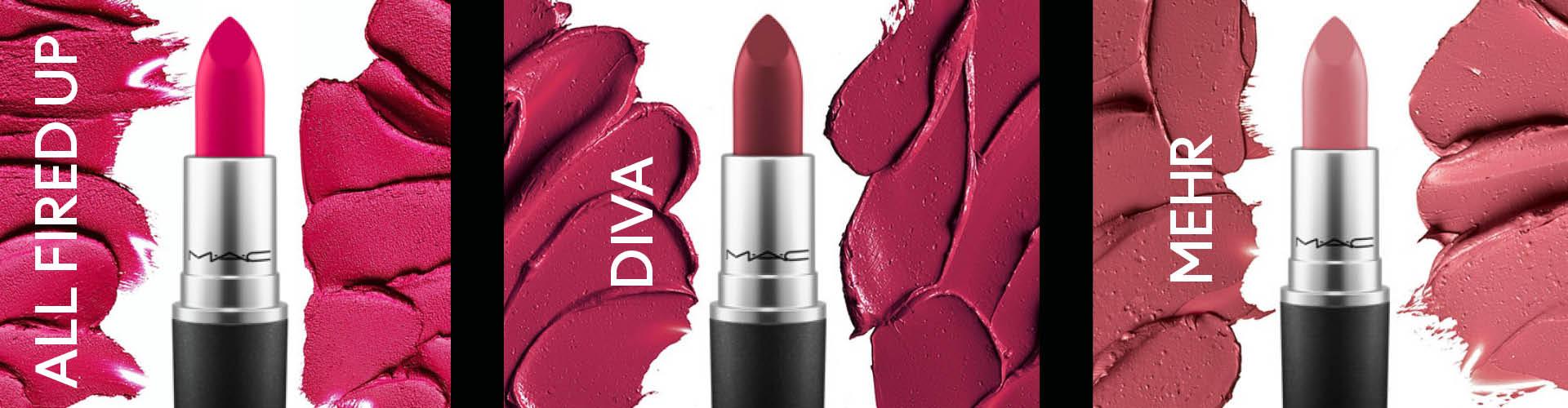 Labial gratis Mac cosmetics por compras de 29€