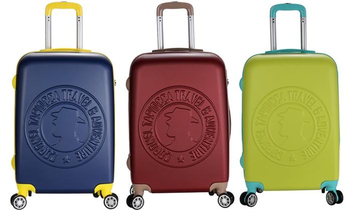 1 o 3 maletas de la marca Coronel Tapiocca
