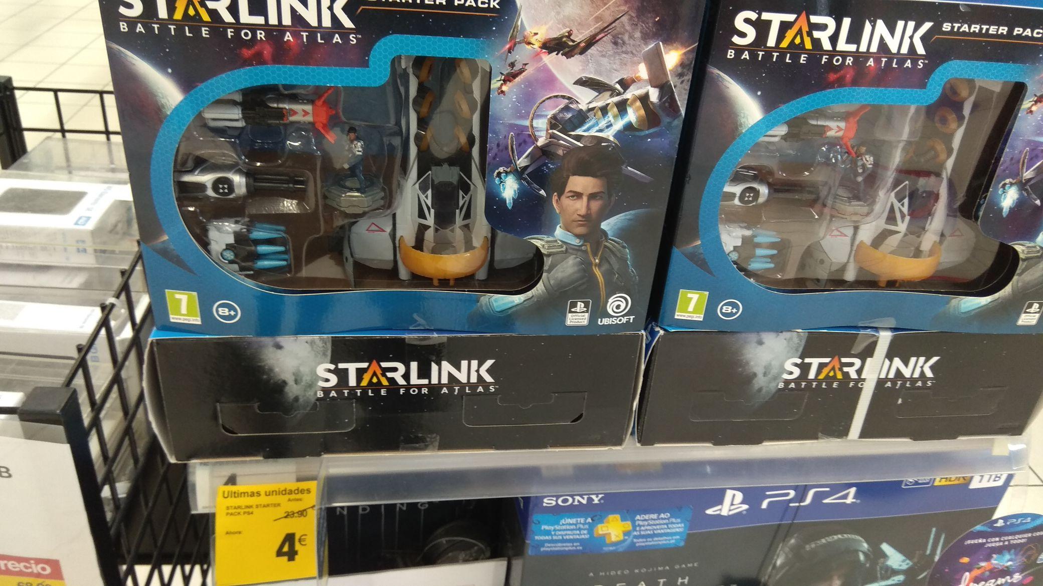Starlink Battle for Atlas (Carrefour)(Vinaròs)