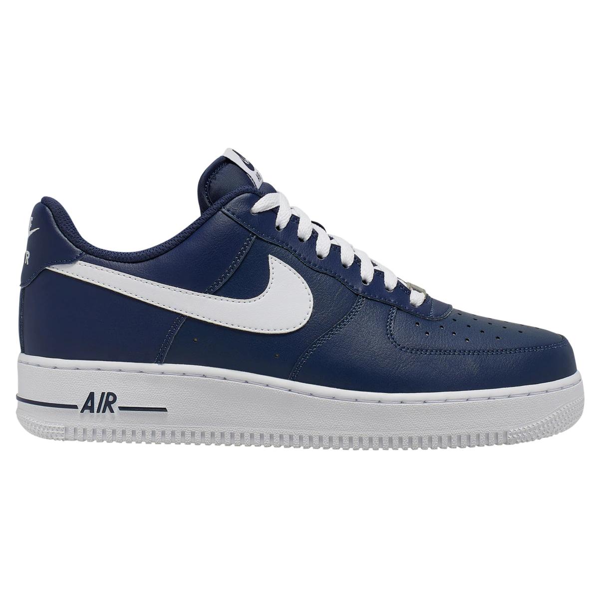 Air force 1 azul marino
