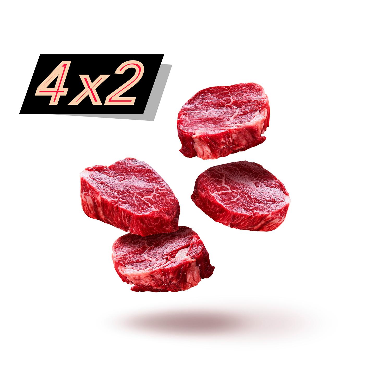4x2 en solomillo Bazkaleku
