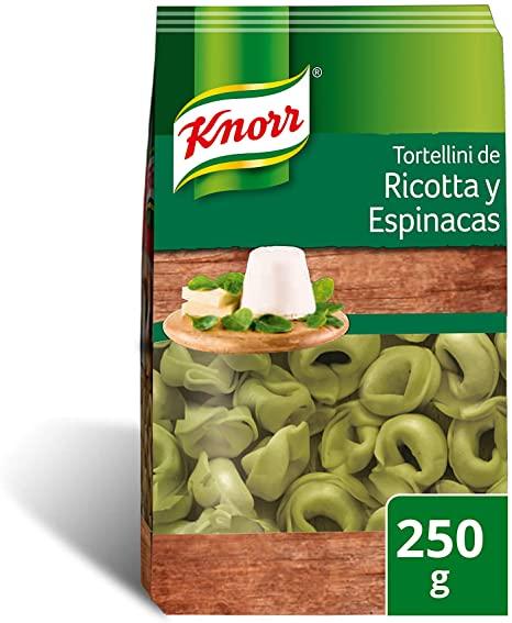 12 bolsas de Tortellini de Ricotta y Espinacas por 11,59€