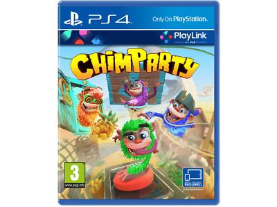 CHIMPARTY para PS4
