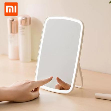 Espejo de maquillaje Xiaomi Mijia - Tactil y luz LED -