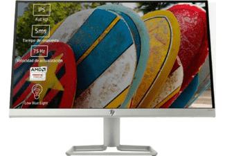 "HP 22fw, FHD 21,5"", 1920x1080, 5ms, IPS, Microborde, AMD FreeSync™, HDMI"