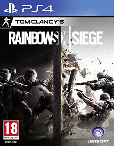 PS4: Rainbow Six Siege (juego físico) - En Amazon y Media Markt