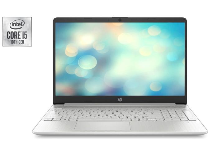 Portatil HP intel Core i5-1035G1 - RAM: 8 GB - 512 GB SSD PCIe - FHD - Freedos (Sin sistema operativo)
