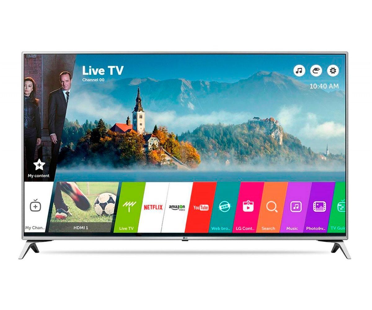"TV LG 55"" UHD HDR 4K solo 444€"