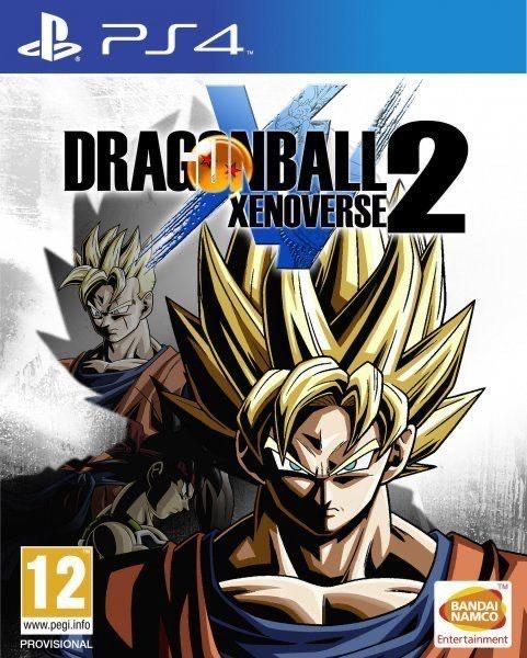 (Alcampo Leganés) Dragon Ball Xenoverse 2 para Playstation 4