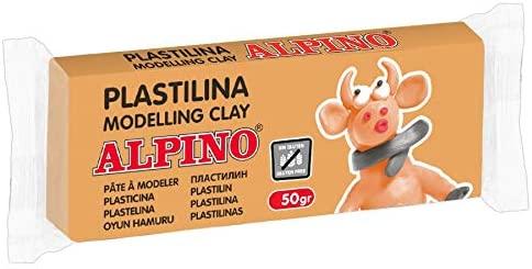 Alpino - Pastilla plastilina 50gr