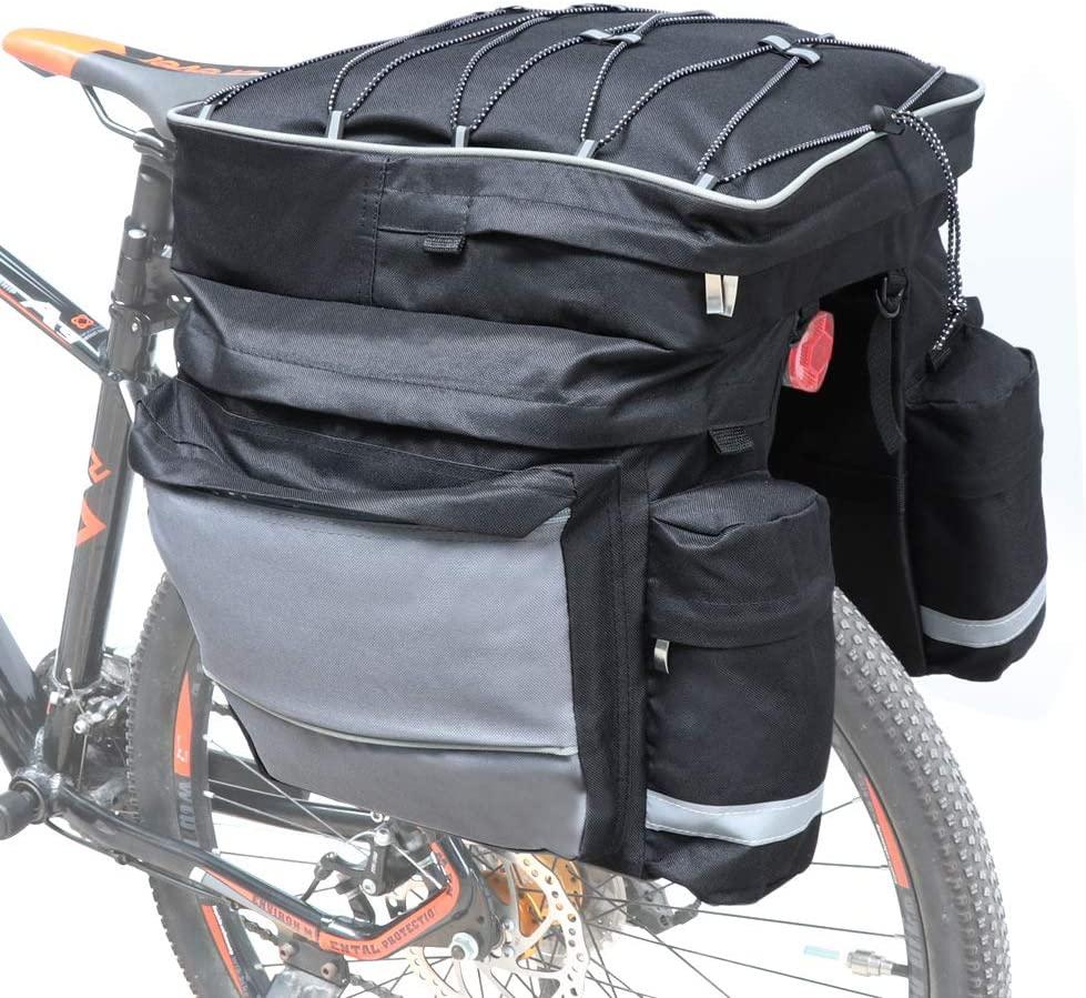 Cofit Bolsa para Maletero de Bicicleta
