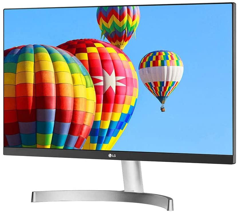 """LG 24MK600M-W 24"""" LCD IPS FullHD FreeSync"""