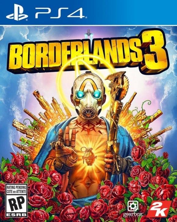 (Alcampo Leganés) Borderlands 3 para PS4
