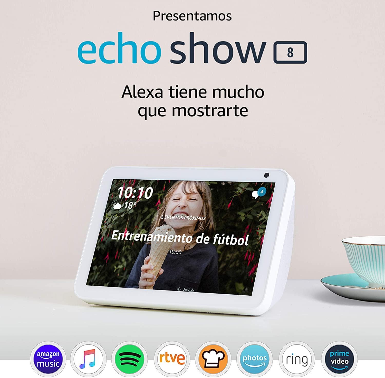 Echo Show 8 (canarias 74€ ) y Echo Show 5 Aún mas bajo su precio