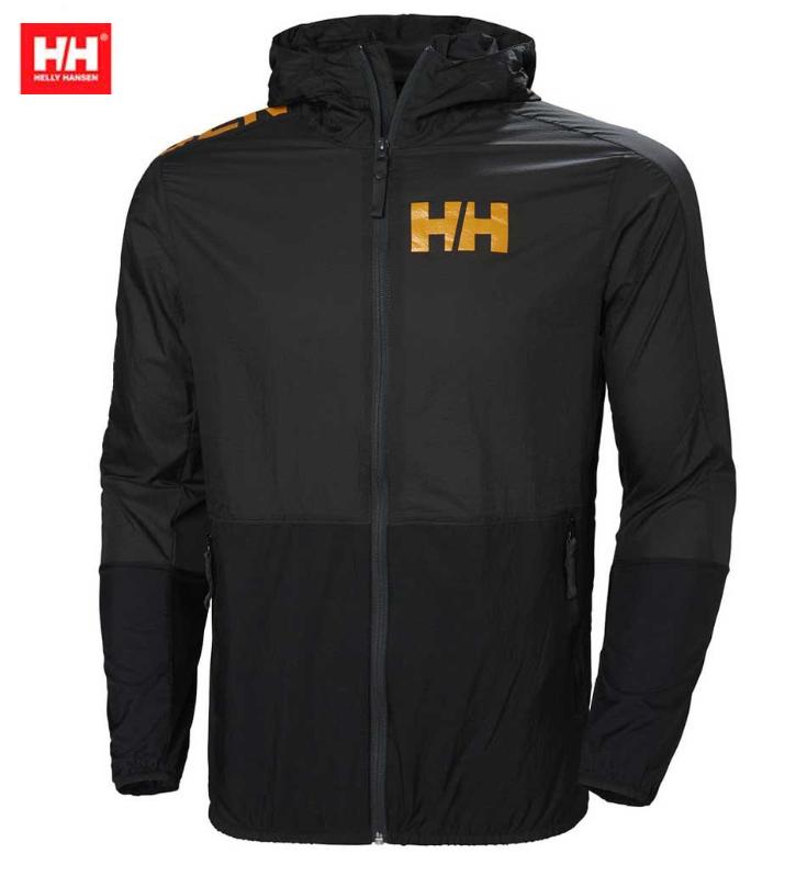 TALLA XXL - Helly Hansen Active Windbreaker, Chaqueta Cortavientos para Hombre