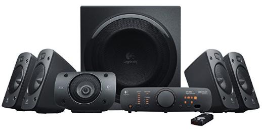 Logitech Z906 500W 5.1 Dolby