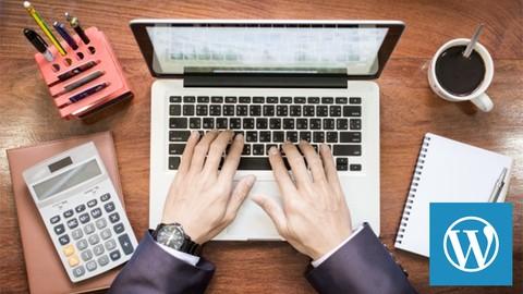 [Udemy] Wordpress: Crea páginas web en una semana (En español)