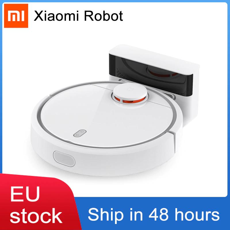 La aspiradora Robot Xiaomi Mi (Desde España)