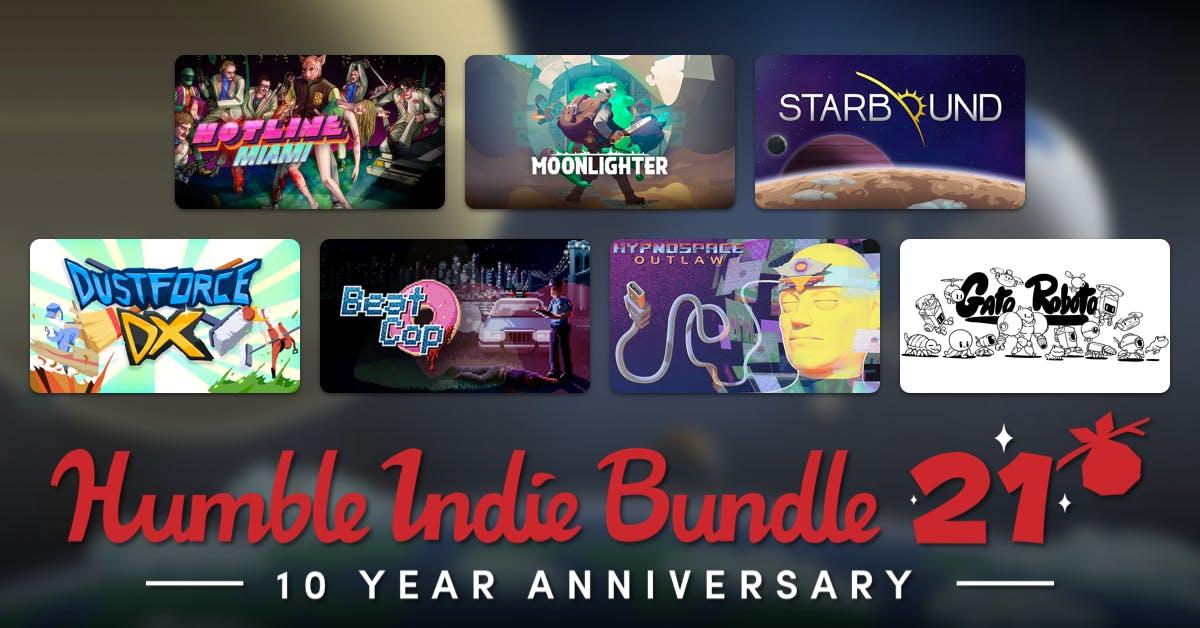 Nuevo Humblebundle de juegos indie desde 1€