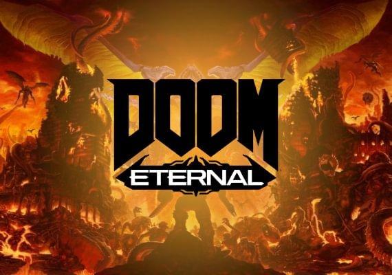Doom Eternal Key   Bethseda Store (Clientes Smart)