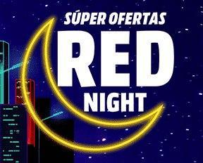 Red Night desde las 22h hasta las 10h!