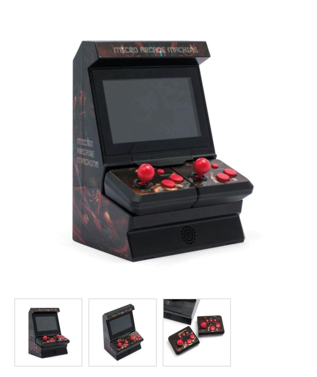 Arcade Machine 240 juegos 2 players (Mandos a distancia)