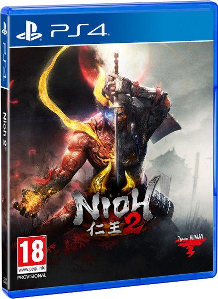 Nioh 2 Edción física PAL España