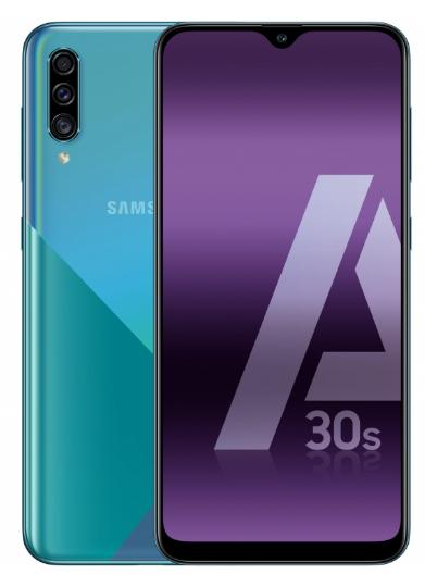 Samsung Galaxy A30s 4GB de RAM + 64GB - Verde