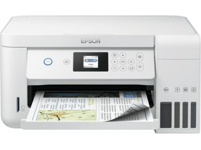 Impresora multifunción - Epson ECOTANK ET-2756, 33 ppm