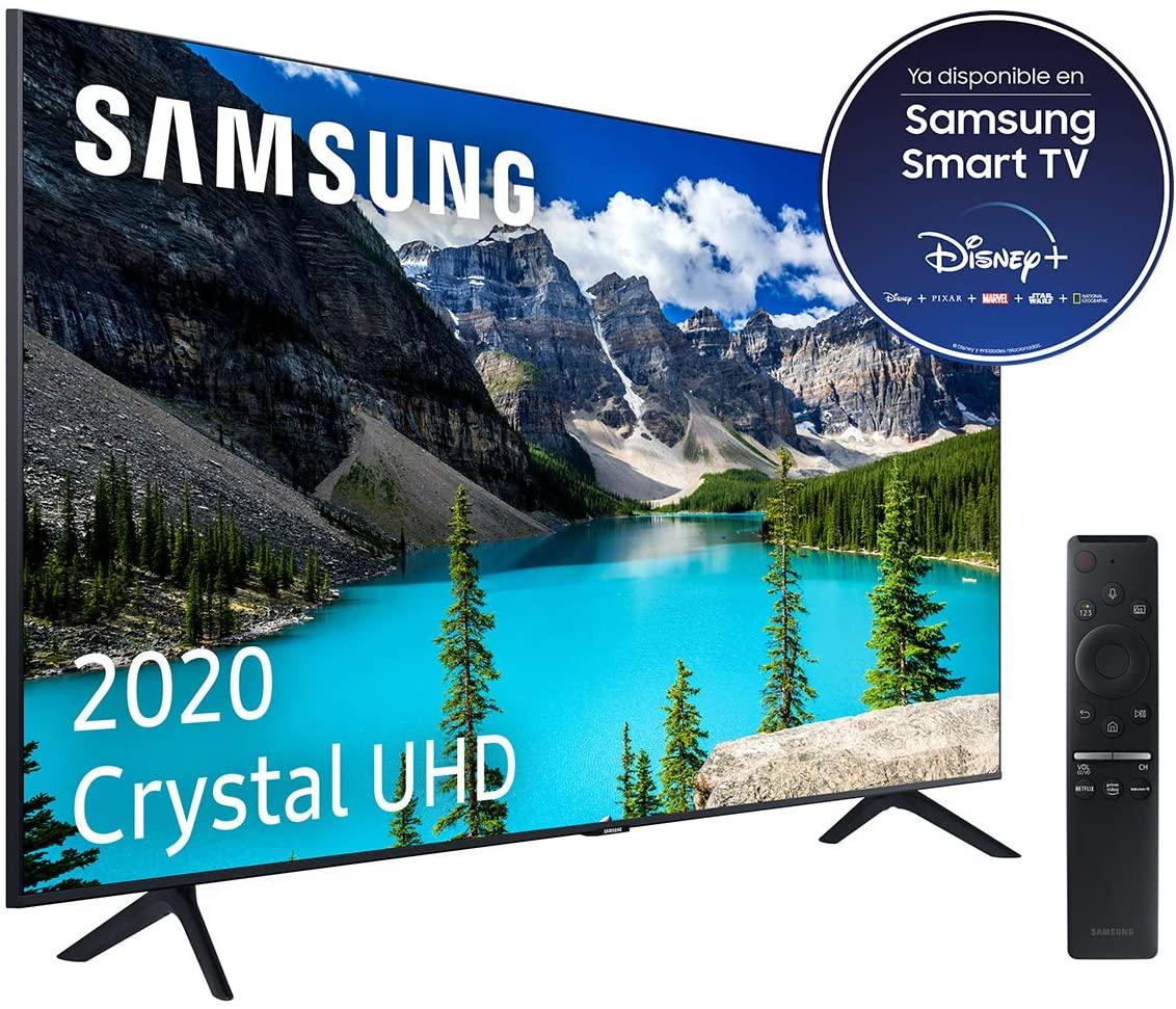 """Samsung Crystal UHD 2020 43TU8005 - Smart TV de 43"""" con Resolución 4K"""